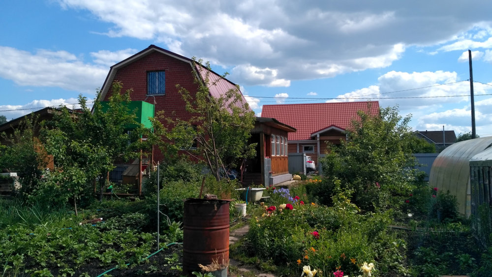 Екатеринбург, СТ Зеленая поляна - фото сада (2)