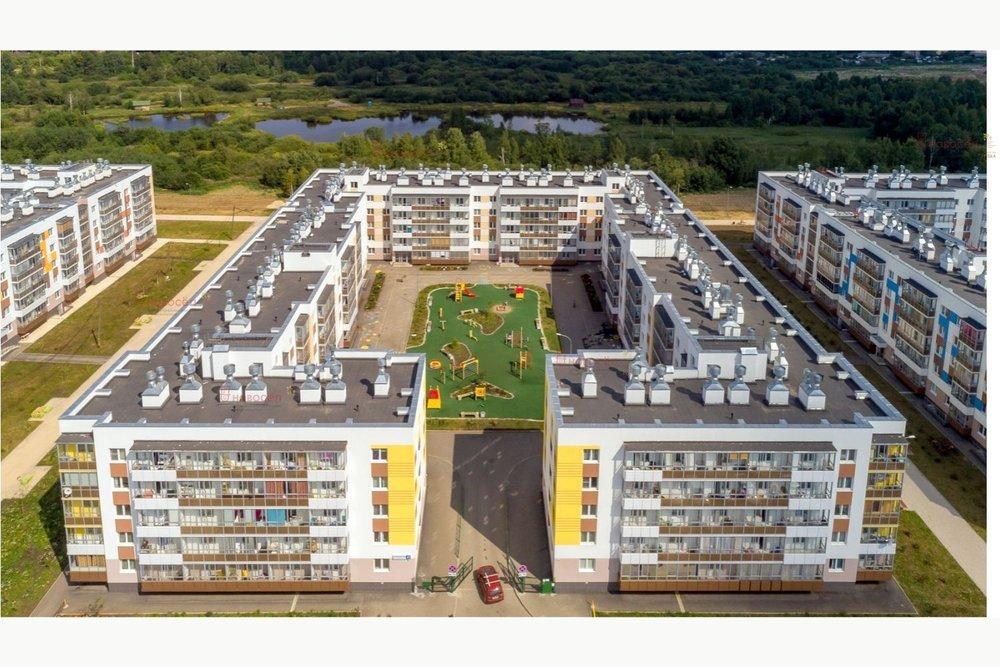 Екатеринбург, ул. Широкореченская, 51 (Широкая речка) - фото квартиры (1)