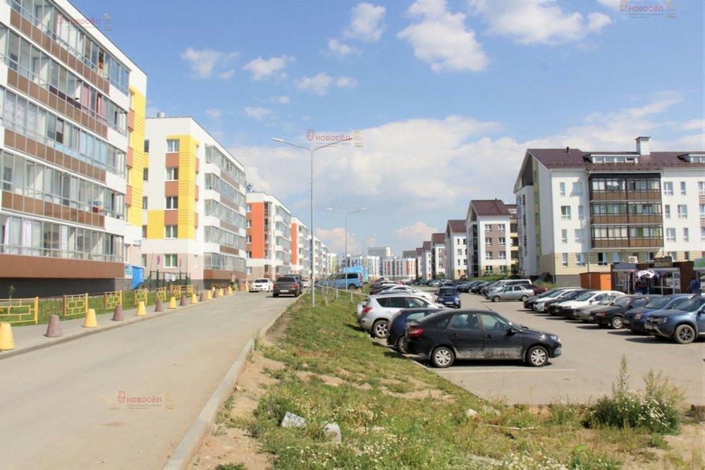 Екатеринбург, ул. Широкореченская, 51 (Широкая речка) - фото квартиры (3)