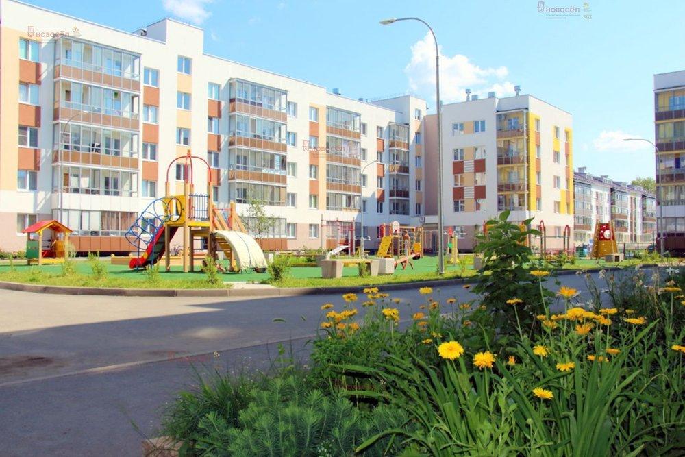 Екатеринбург, ул. Широкореченская, 51 (Широкая речка) - фото квартиры (4)