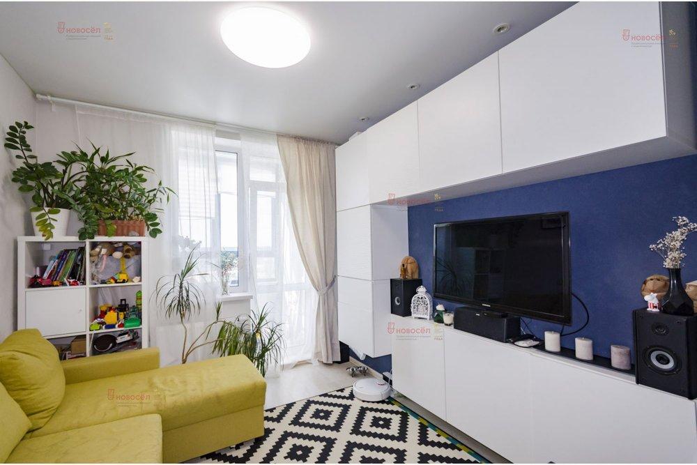 Екатеринбург, ул. Евгения Савкова, 8 (Широкая речка) - фото квартиры (5)
