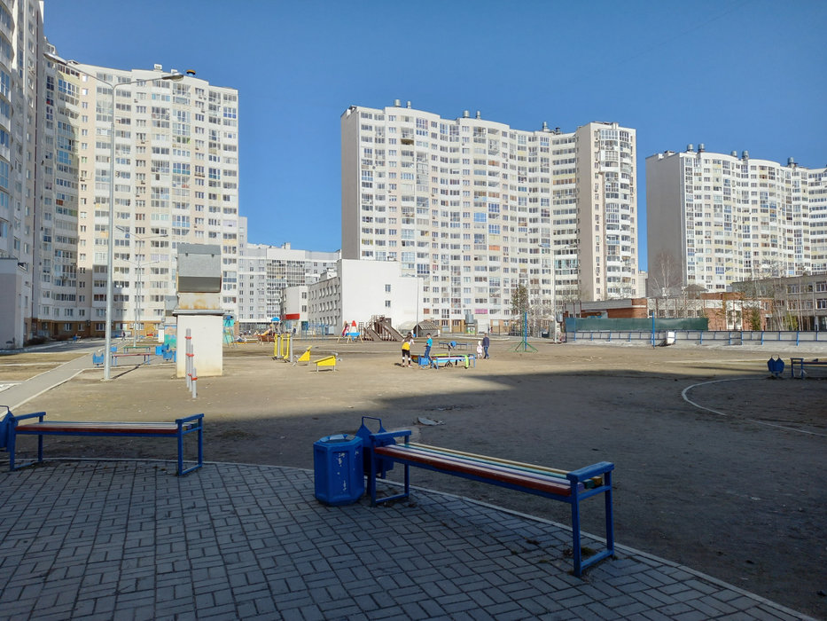 Екатеринбург, ул. Краснолесья, 26 (Академический) - фото квартиры (5)