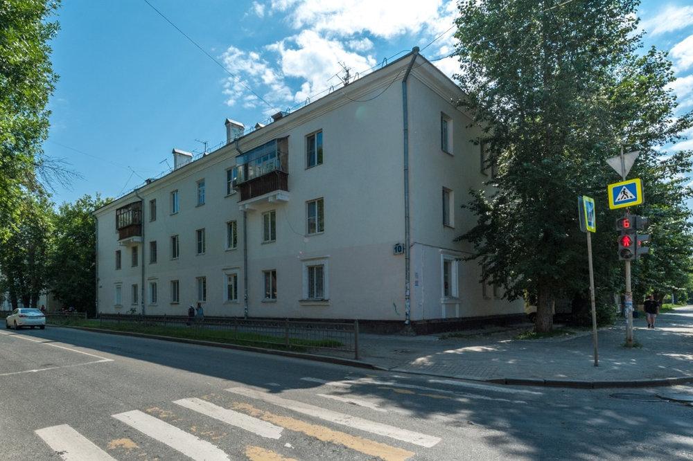 Екатеринбург, ул. Саввы Белых, 10 (Автовокзал) - фото квартиры (8)
