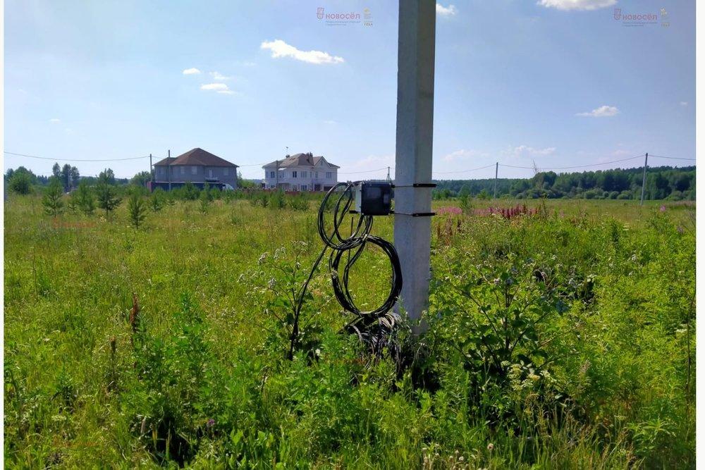 Зеле, ул. Зеленый город (Горный щит) - фото земельного участка (3)