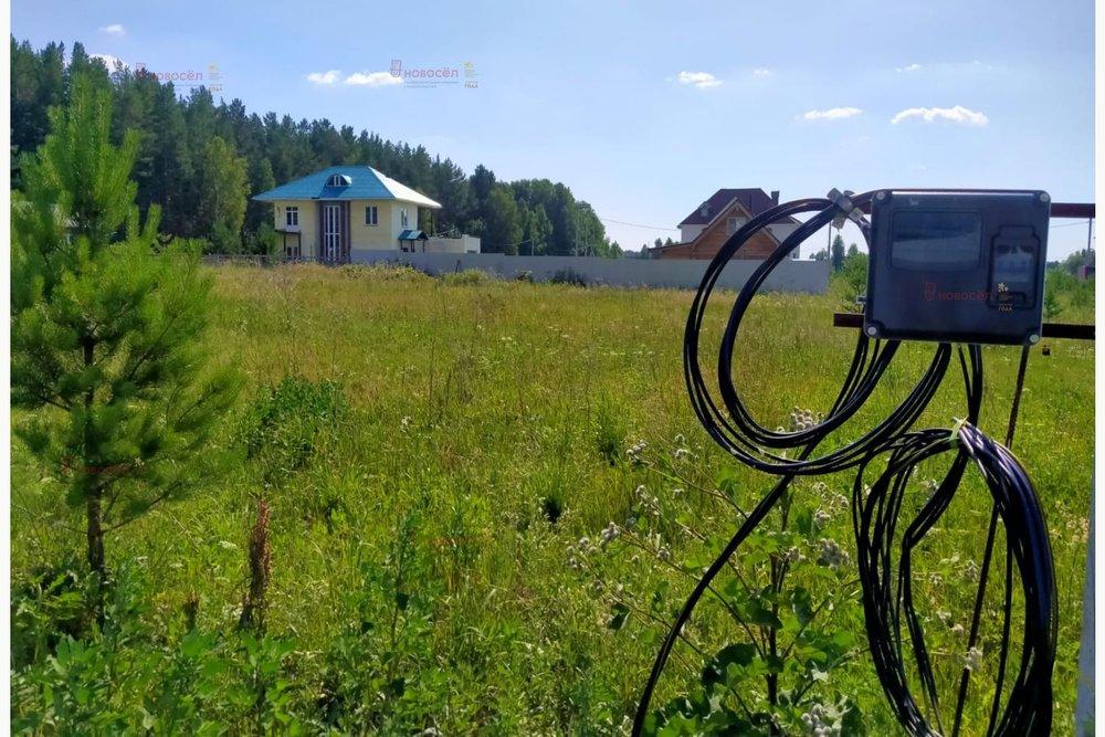 Зеле, ул. Зеленый город (Горный щит) - фото земельного участка (4)