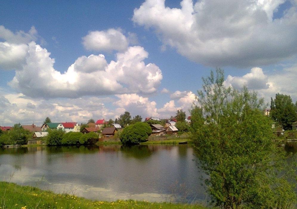 д. Большое Седельниково, ул. Колобова, 11 (городской округ Сысертский) - фото земельного участка (3)