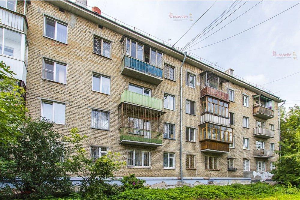Екатеринбург, ул. Сухумский, 4 (Вторчермет) - фото квартиры (2)