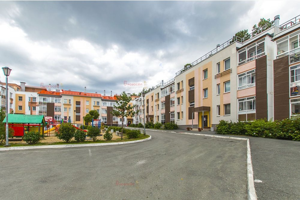 Екатеринбург, ул. Евгения Савкова, 60 (Широкая речка) - фото квартиры (1)