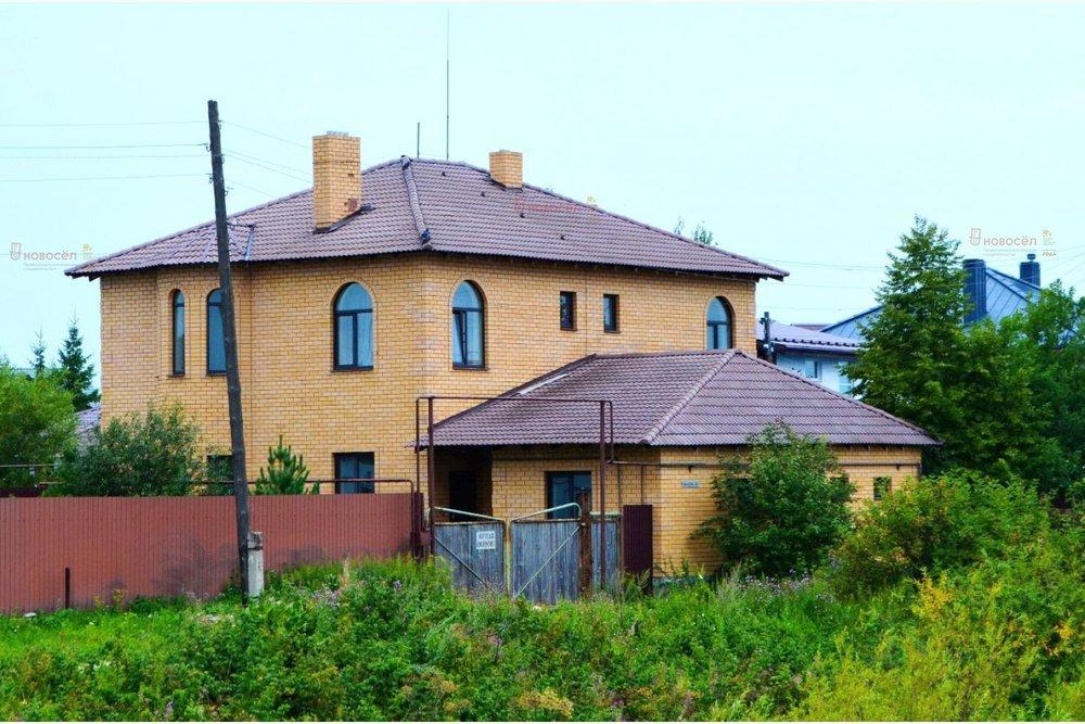 д. Большое Седельниково, ул. Чкалова, 5 Б (городской округ Сысертский) - фото коттеджа (2)