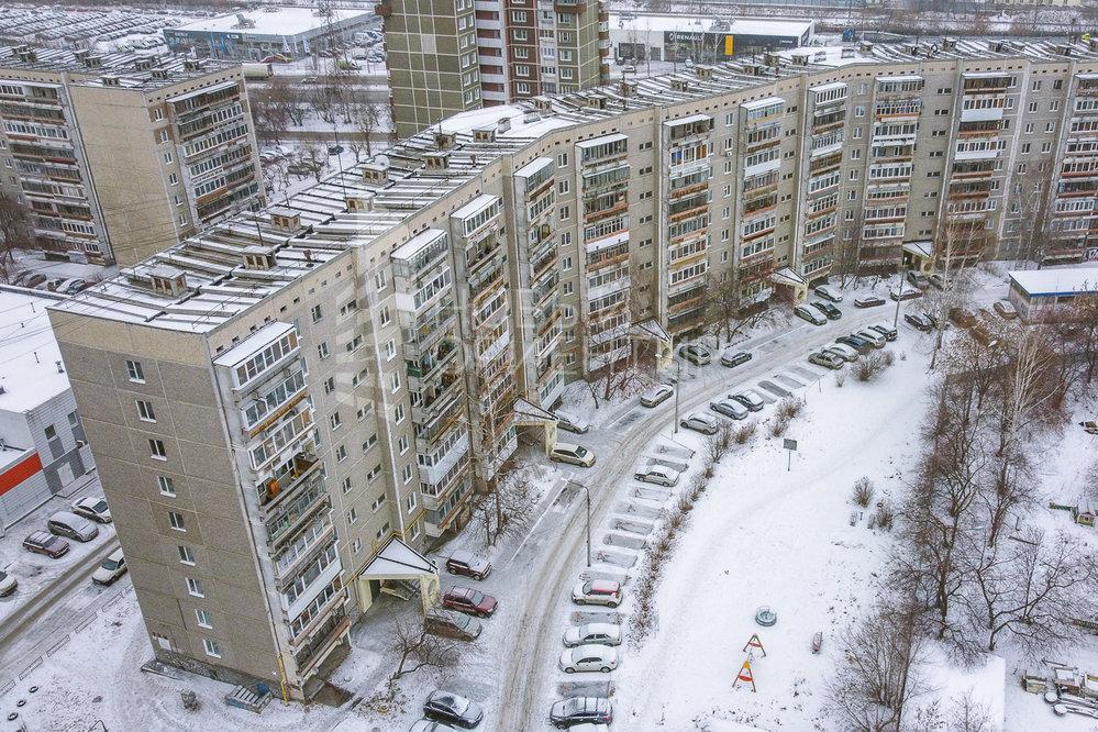 Екатеринбург, ул. Новгородцевой, 7 (ЖБИ) - фото квартиры (3)