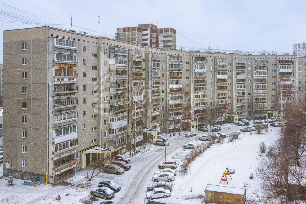Екатеринбург, ул. Новгородцевой, 7 (ЖБИ) - фото квартиры (4)