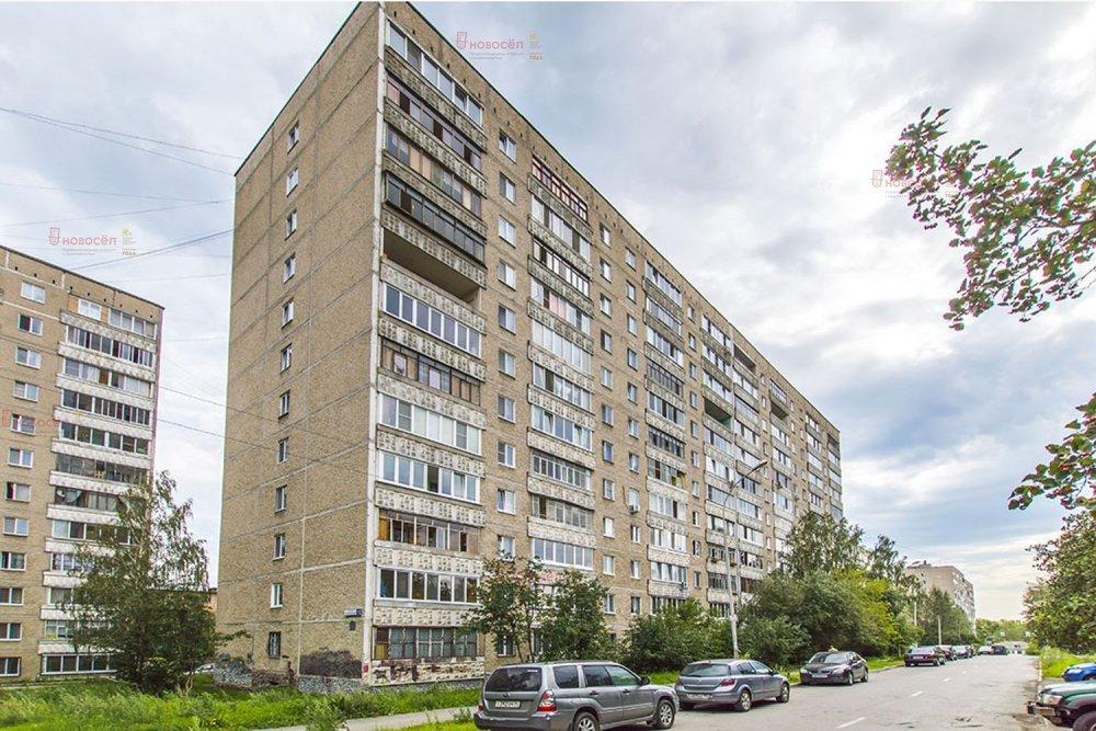 Екатеринбург, ул. Коллективный, 13 (Вторчермет) - фото квартиры (2)