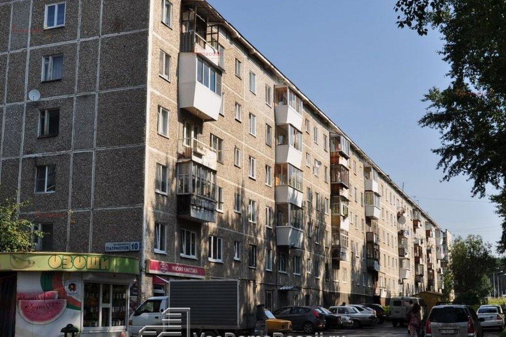 Екатеринбург, ул. Патриотов, 10 (Уктус) - фото квартиры (2)