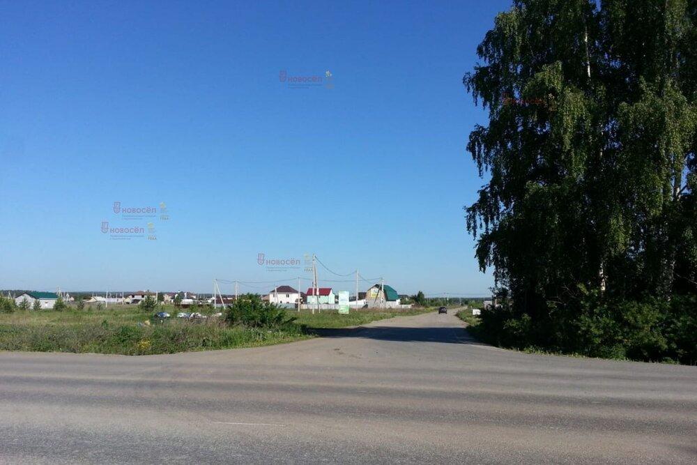 ДНП «Аэродром», ул. Садовая (Екатеринбург, с. Горный щит) - фото земельного участка (2)