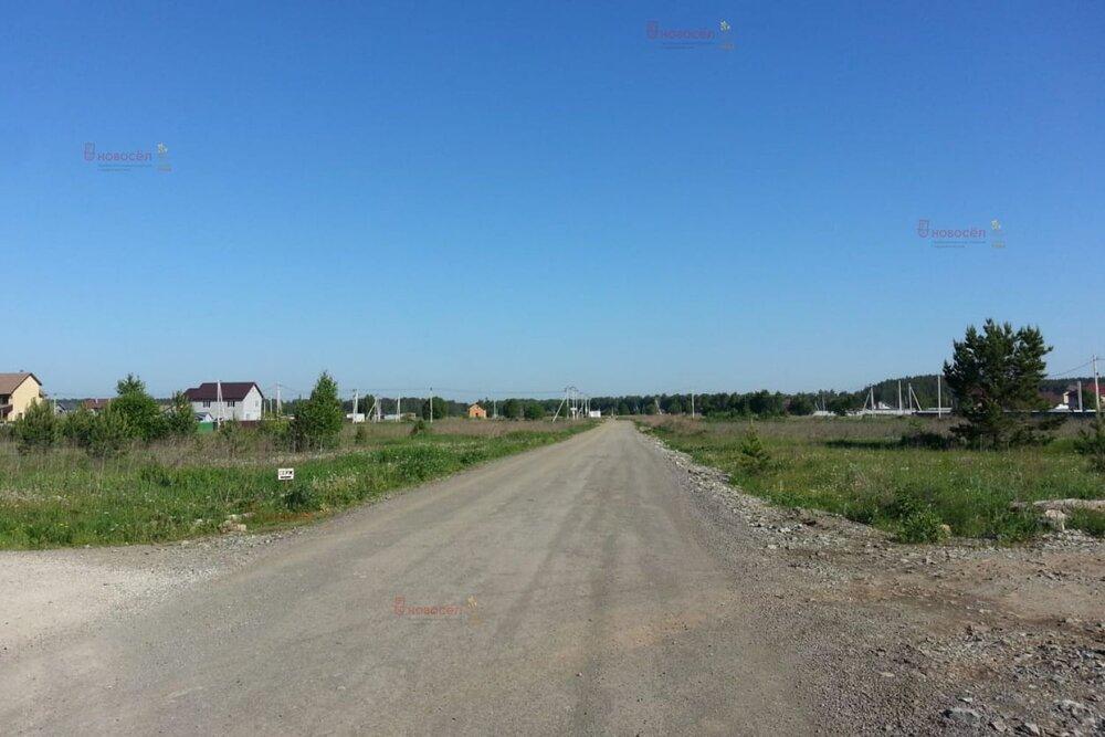 ДНП «Аэродром», ул. Садовая (Екатеринбург, с. Горный щит) - фото земельного участка (3)