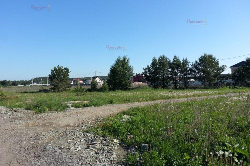 ДНП «Аэродром», ул. Садовая (Екатеринбург, с. Горный щит) - фото земельного участка (4)
