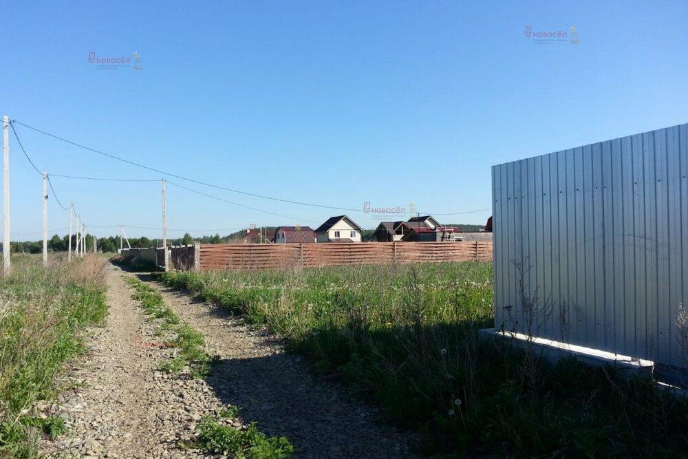ДНП «Аэродром», ул. Садовая (Екатеринбург, с. Горный щит) - фото земельного участка (5)
