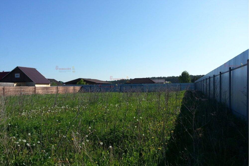 ДНП «Аэродром», ул. Садовая (Екатеринбург, с. Горный щит) - фото земельного участка (6)