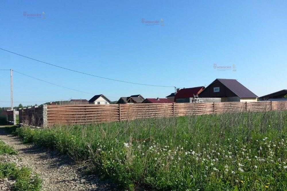 ДНП «Аэродром», ул. Садовая (Екатеринбург, с. Горный щит) - фото земельного участка (7)