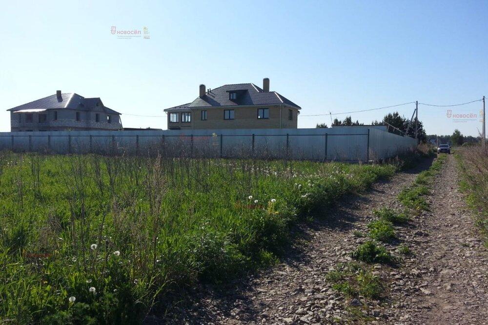 ДНП «Аэродром», ул. Садовая (Екатеринбург, с. Горный щит) - фото земельного участка (8)