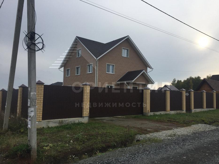 п. Прохладный, ул. Рубиновая, 36 (городской округ Белоярский) - фото коттеджа (1)
