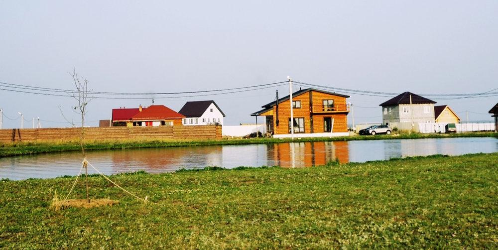 к.п. Александрия, ул. Вторая, 13 (городской округ Белоярский, д. Гусева) - фото земельного участка (4)
