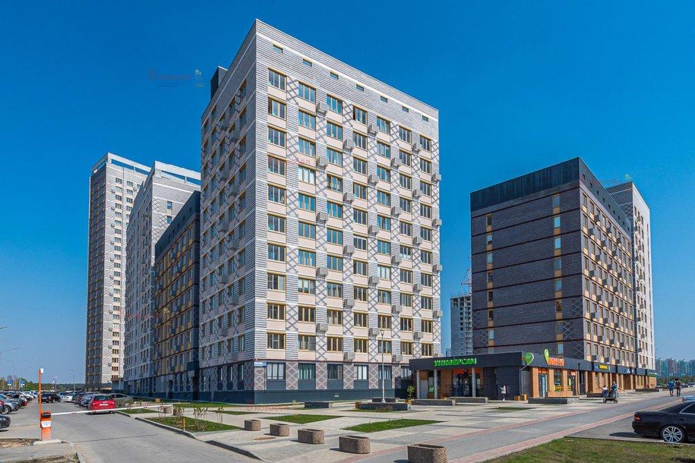Екатеринбург, ул. Хрустальногорская, 85 (Широкая речка) - фото квартиры (2)