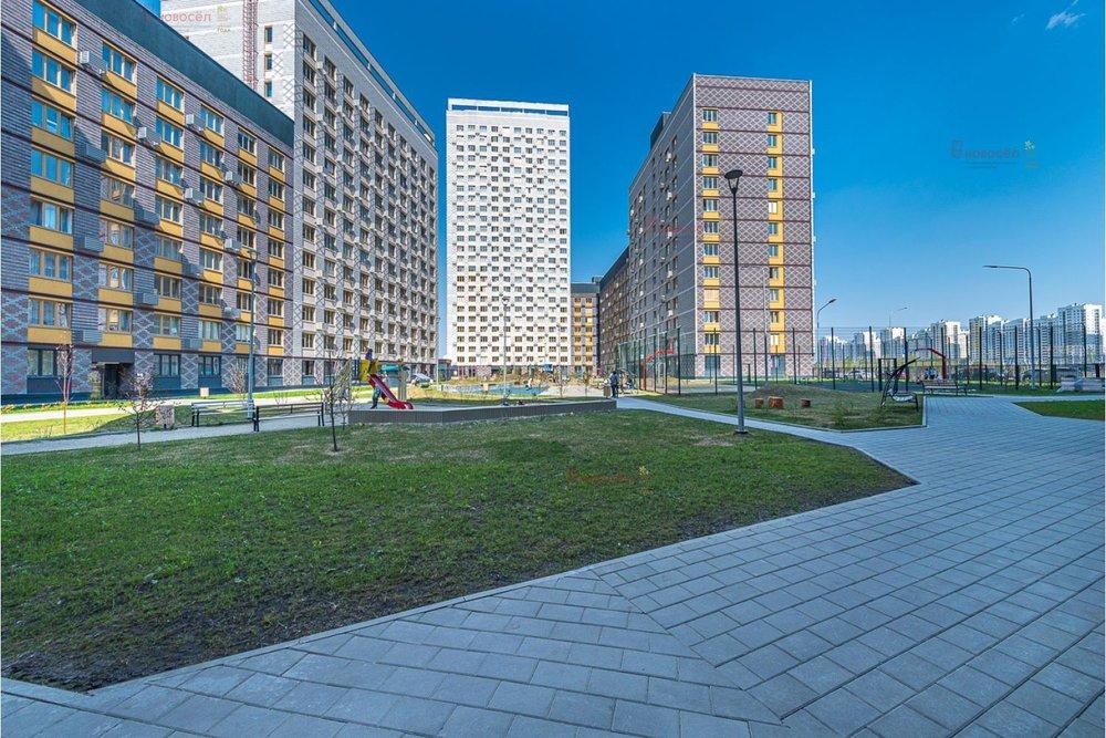 Екатеринбург, ул. Хрустальногорская, 85 (Широкая речка) - фото квартиры (3)