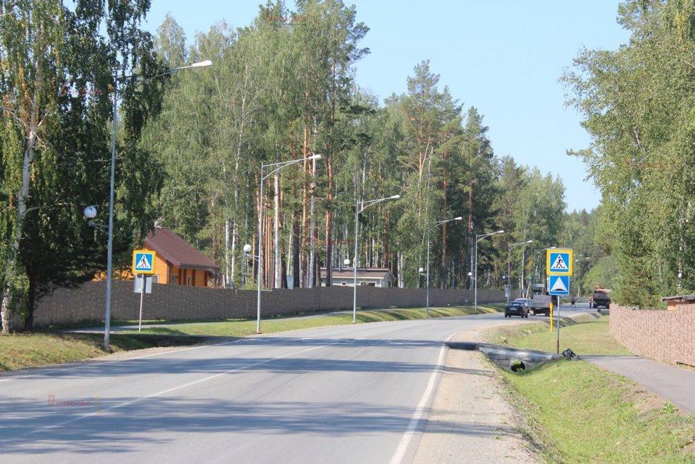 к.п. Заповедник, ул. Малиновка, 32 (городской округ Сысертский, п. Габиевский) - фото земельного участка (4)