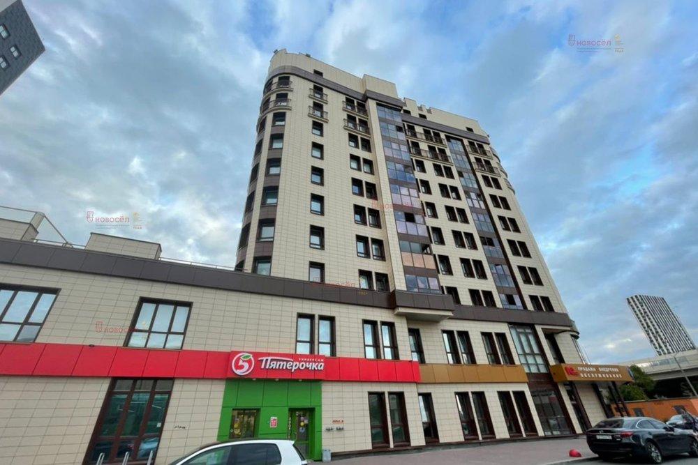 Екатеринбург, ул. Фурманова, 124 (Юго-Западный) - фото квартиры (3)