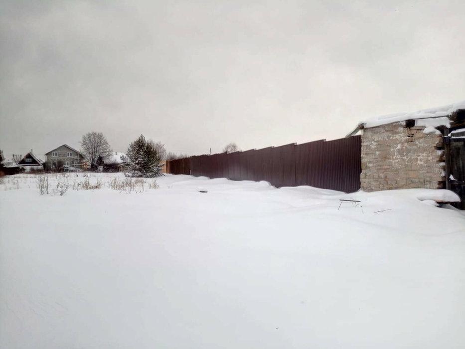 п. Сарапулка, ул. Ленина, 76 (городской округ Березовский) - фото земельного участка (2)