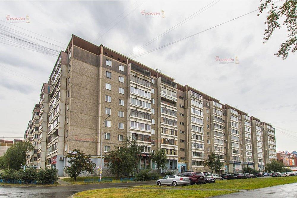 Екатеринбург, ул. Амундсена, 61 (Юго-Западный) - фото квартиры (2)