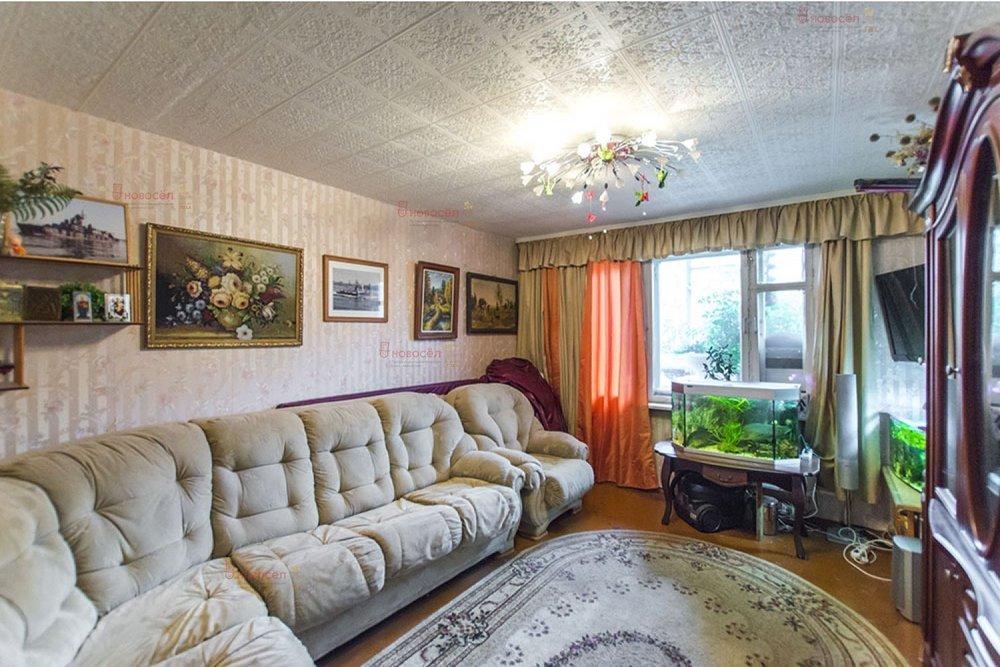 Екатеринбург, ул. Амундсена, 61 (Юго-Западный) - фото квартиры (6)