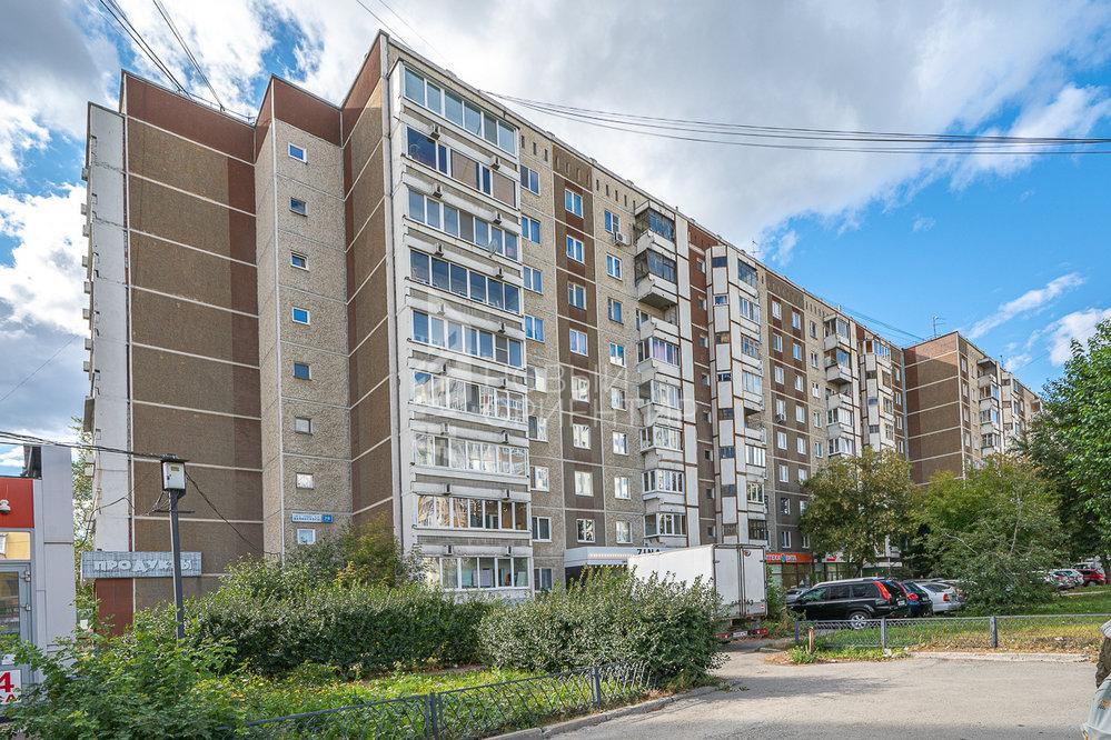 Екатеринбург, ул. Белинского, 218/1 (Автовокзал) - фото квартиры (1)