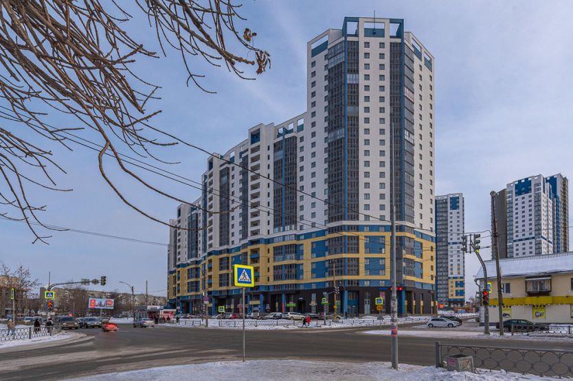 Екатеринбург, ул. Начдива Васильева, 14 (Юго-Западный) - фото квартиры (1)