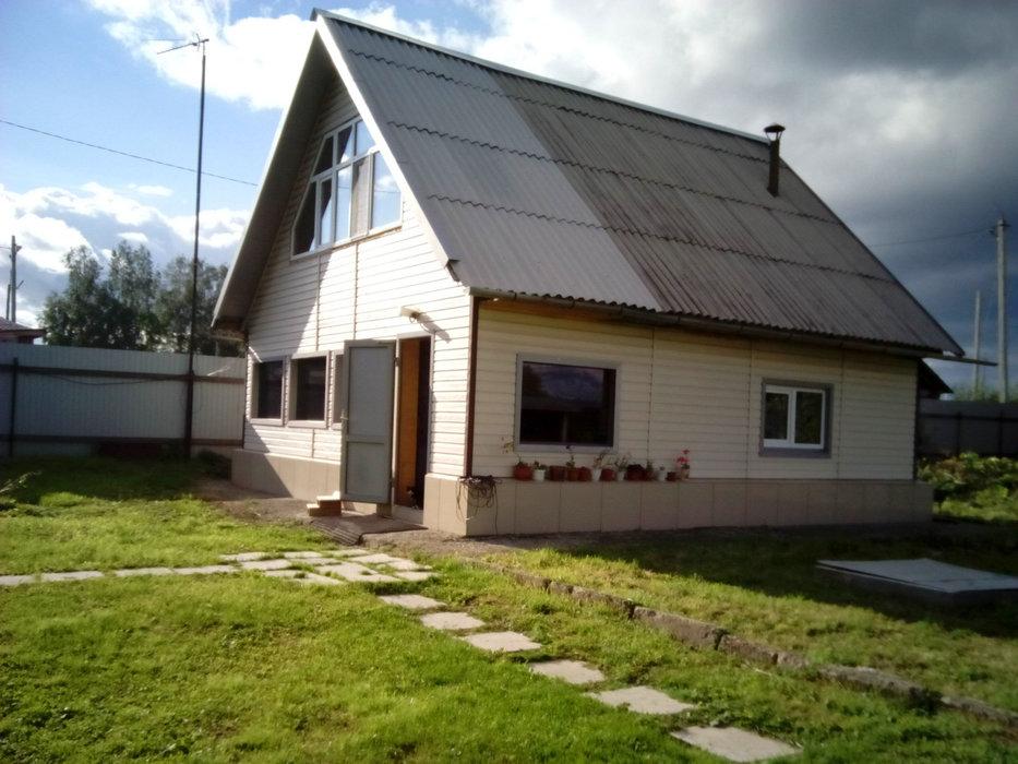 п. Становая, ул. Космонавтов, 1 (городской округ Березовский) - фото дома (1)