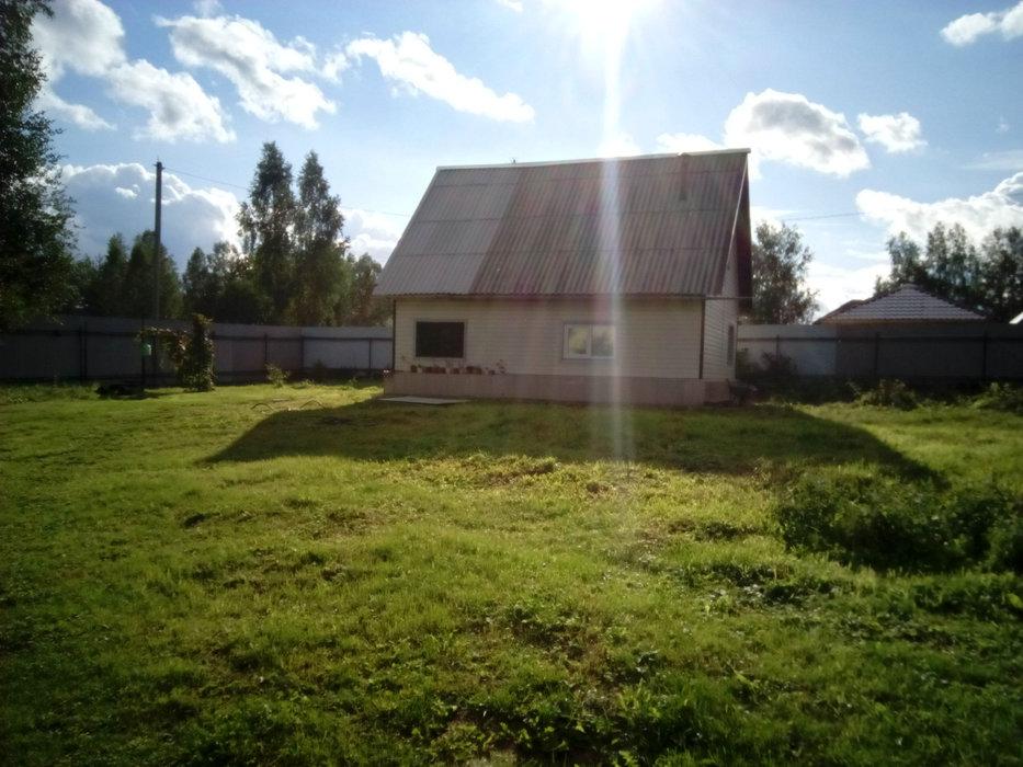 п. Становая, ул. Космонавтов, 1 (городской округ Березовский) - фото дома (2)