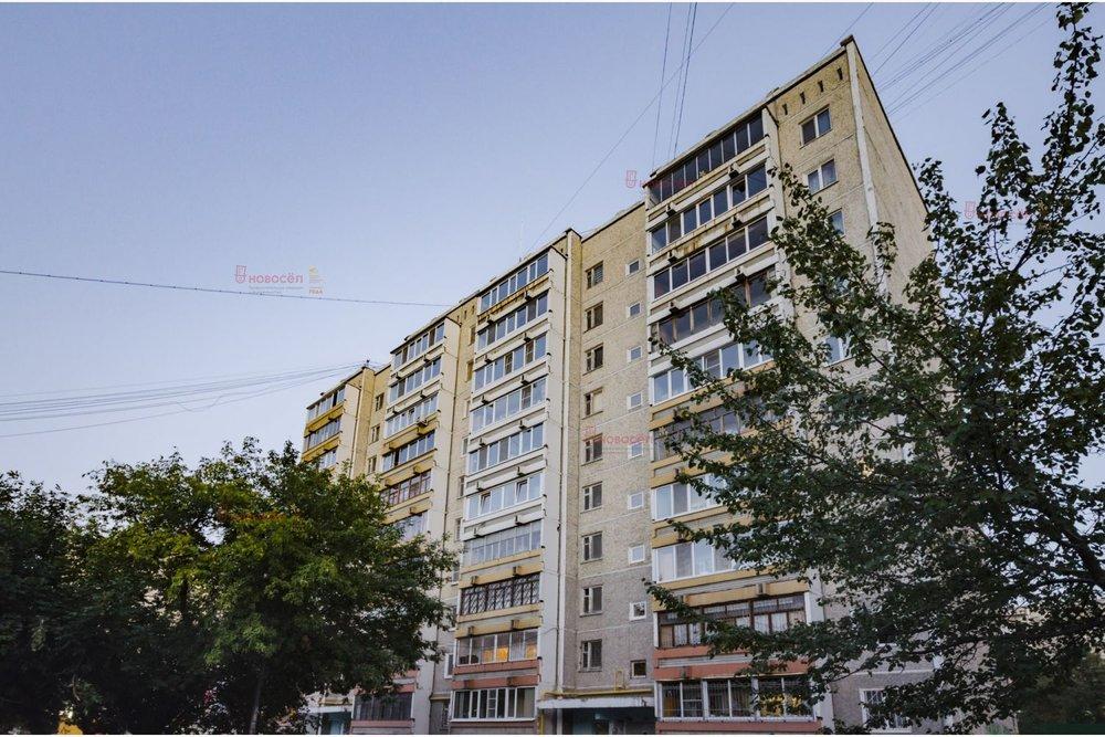 Екатеринбург, ул. Сурикова, 30 (Автовокзал) - фото квартиры (2)