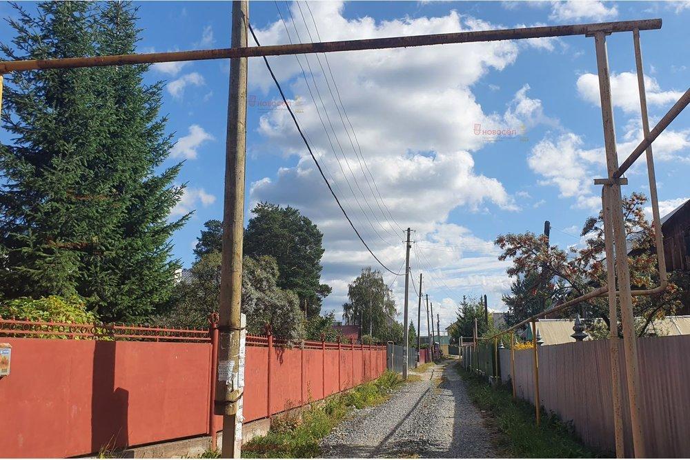 п. Растущий, ул. Лесная, 17 (городской округ Белоярский) - фото земельного участка (3)