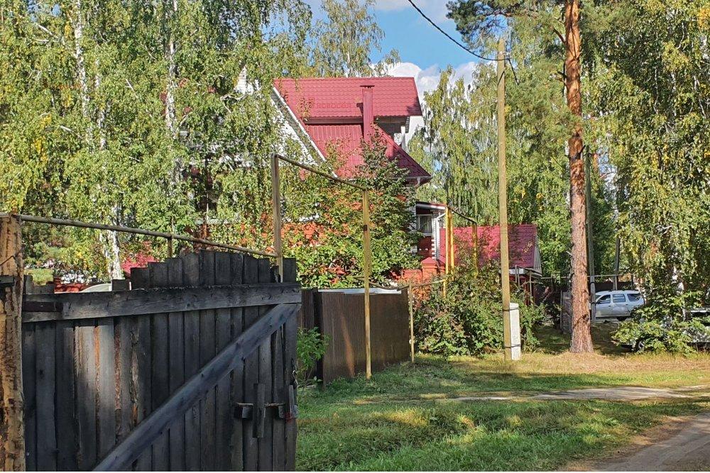 п. Растущий, ул. Лесная, 17 (городской округ Белоярский) - фото земельного участка (4)