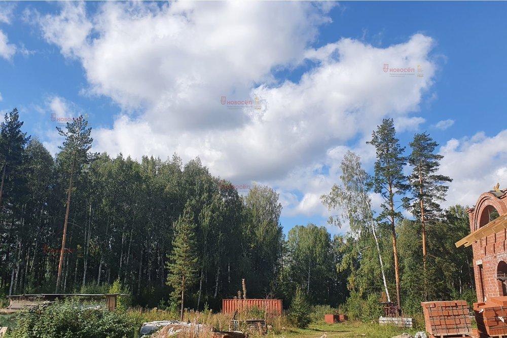 п. Растущий, ул. Лесная, 17 (городской округ Белоярский) - фото земельного участка (6)