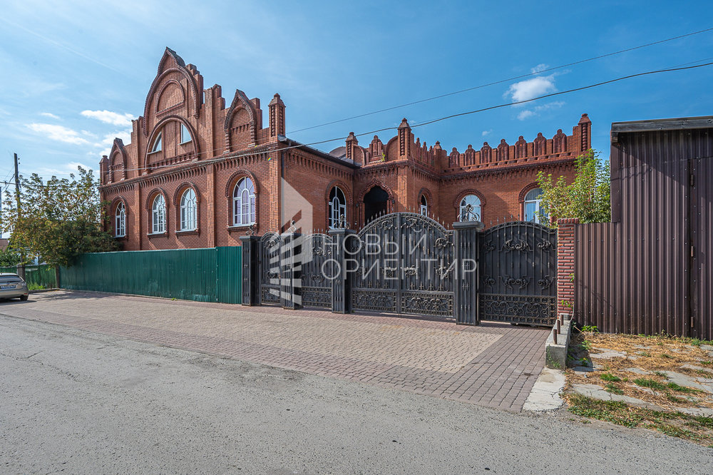 Екатеринбург, ул. Далекая, 34 (Вторчермет) - фото дома (1)