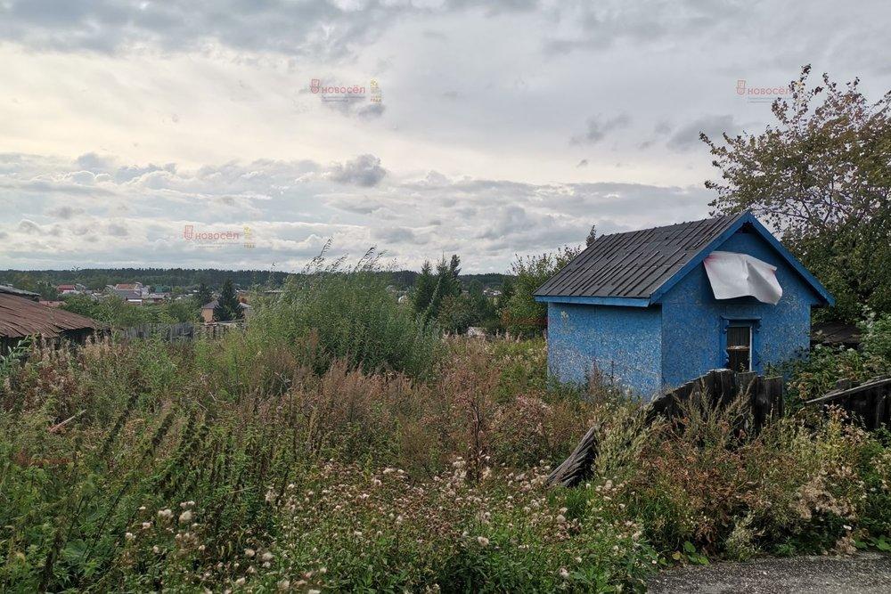п. Сарапулка, ул. Ленина, 75 (городской округ Березовский) - фото земельного участка (3)