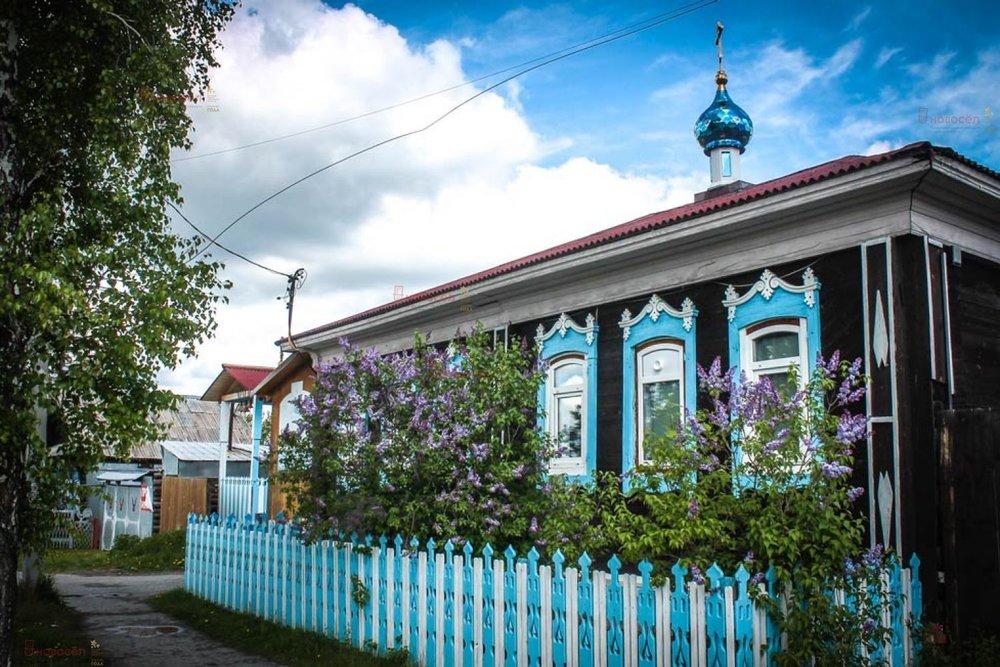 п. Сарапулка, ул. Ленина, 75 (городской округ Березовский) - фото земельного участка (5)