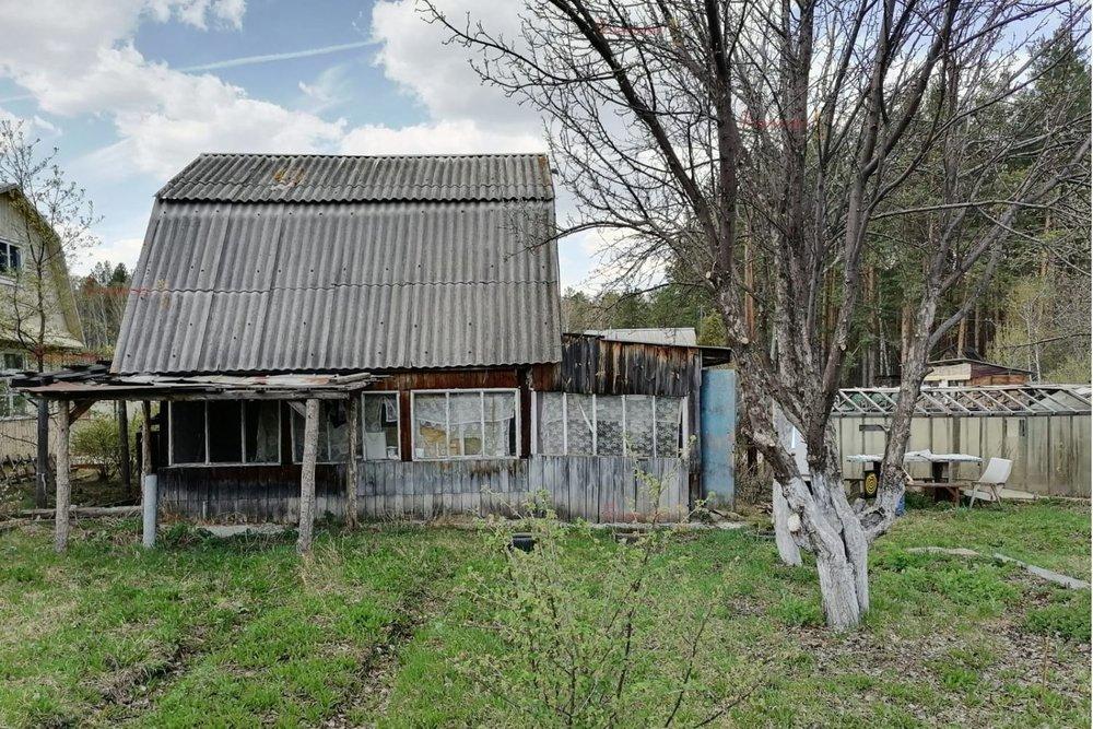 с. Малобрусянское, к/с Черемушка (городской округ Белоярский) - фото сада (2)