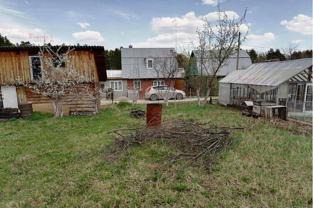 с. Малобрусянское, к/с Черемушка (городской округ Белоярский) - фото сада (6)