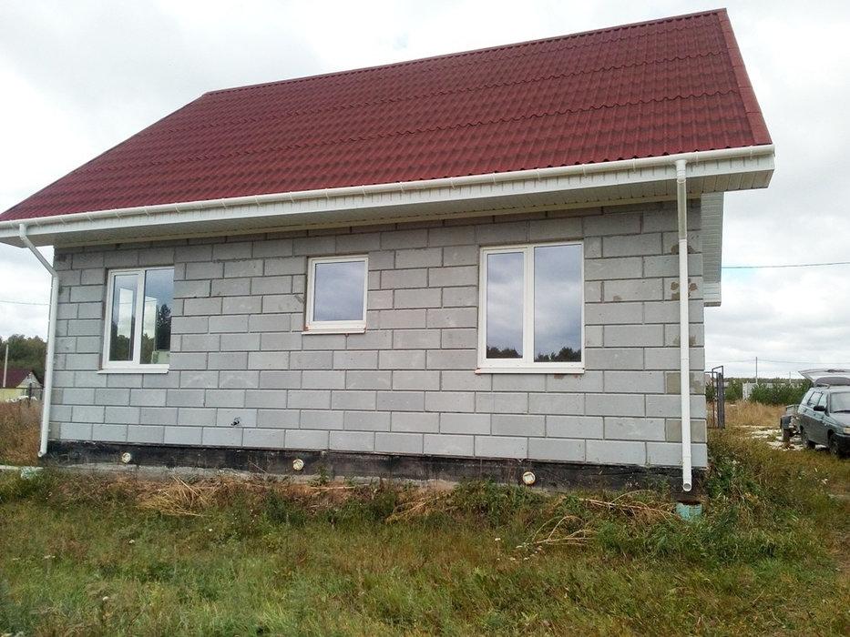 п. Становая, ул. Кварцевая, 13 (городской округ Березовский) - фото дома (1)