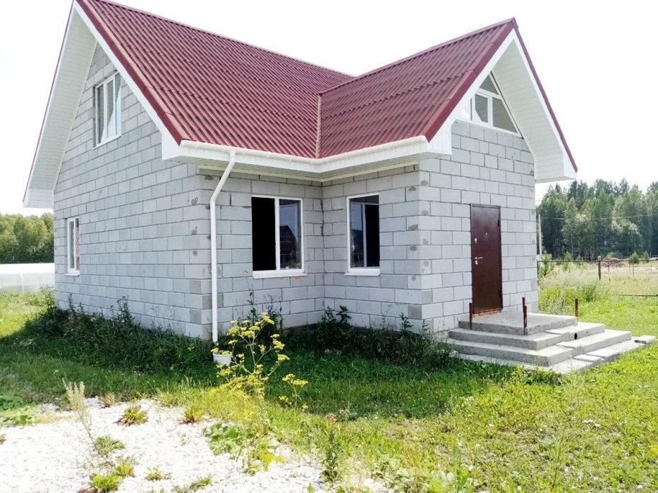п. Становая, ул. Кварцевая, 13 (городской округ Березовский) - фото дома (2)
