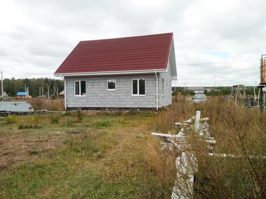п. Становая, ул. Кварцевая, 13 (городской округ Березовский) - фото дома (3)