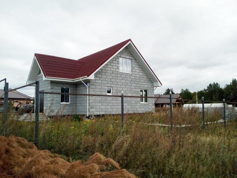 п. Становая, ул. Кварцевая, 13 (городской округ Березовский) - фото дома (5)